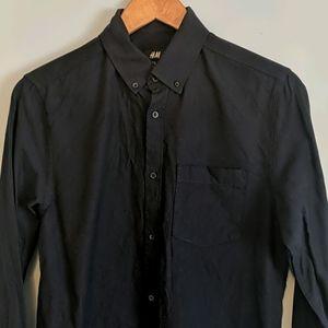 💎2/$20 H&M dress shirt